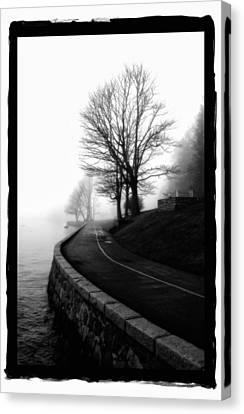 Foggy Day V-6 Canvas Print by Mauro Celotti