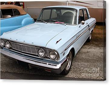 Ford Fairlane 500 . 7d15156 Canvas Print by Wingsdomain Art and Photography