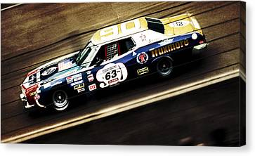 Ford Gran Torino Canvas Print by Phil 'motography' Clark
