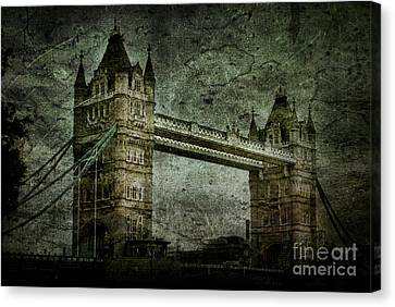 Former Sanctions Canvas Print by Andrew Paranavitana