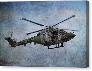 Fours Up Canvas Print by Dave Godden