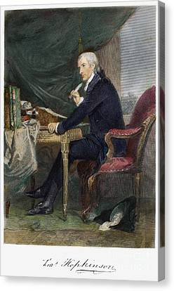 Francis Hopkinson Canvas Print by Granger