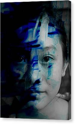 Free Spirited Creativity Canvas Print by Christopher Gaston
