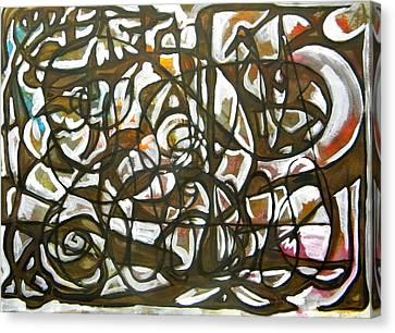 Freedom  012 Canvas Print by Omar Sangiovanni