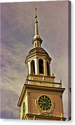 Freedom Rings Canvas Print by Tom Gari Gallery-Three-Photography