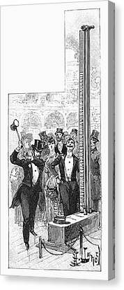 French Fair, 1889 Canvas Print by Granger