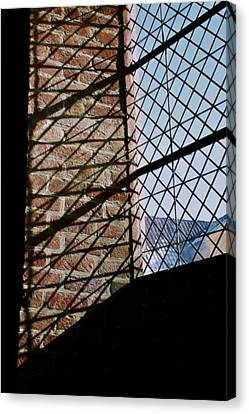 From The Inside Canvas Print by Odd Jeppesen