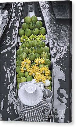 Fruits Canvas Print by Roberto Morgenthaler