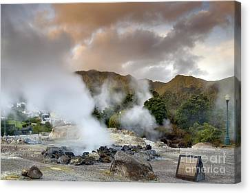 Furnas Canvas Print by Andre Goncalves