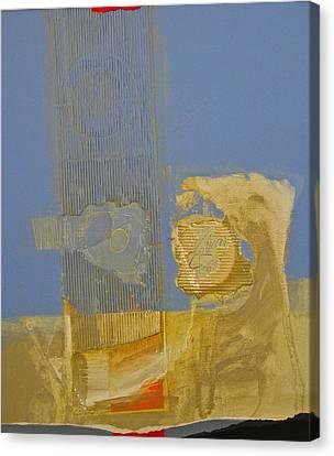 Geetar Canvas Print by Cliff Spohn
