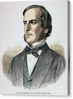 George Boole (1815-1864) Canvas Print by Granger
