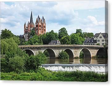 Germany, Limburg Canvas Print by Hiroshi Higuchi