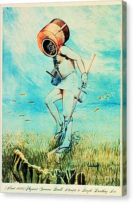 Giovanni Borelli Underwater Canvas Print by Science Source