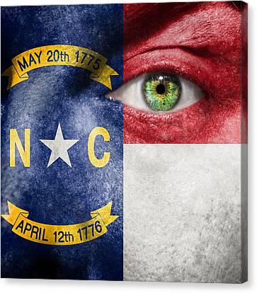 Go North Carolina Canvas Print by Semmick Photo