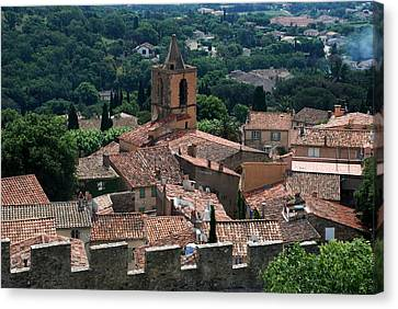 Grimaud Canvas Print by Dany Lison