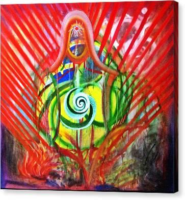 Happen Canvas Print by Dhiraj Parashar