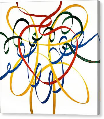 Heart Strings Canvas Print by Neil McBride