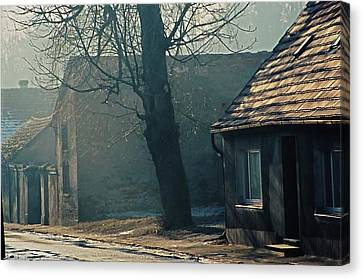 Home Canvas Print by Marcin and Dawid Witukiewicz