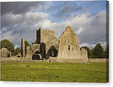 Hore Abbey, Cashel, County Tipperary Canvas Print by Richard Cummins