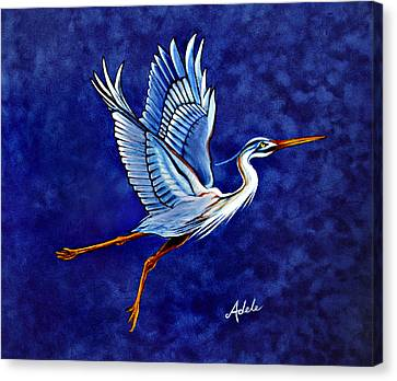 Horeshio's 2nd Arabesque Canvas Print by Adele Moscaritolo