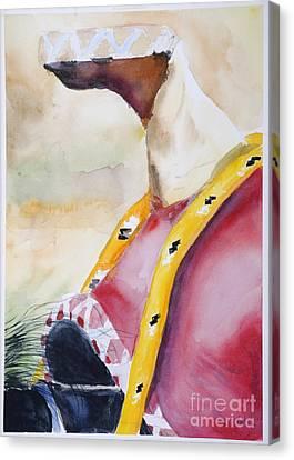 Horsey Dreams Canvas Print by Art Hill Studios