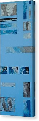 Hurricane 3 Canvas Print by Alison Quine