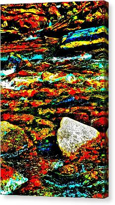 Hyper Grafton 74 Canvas Print by George Ramos