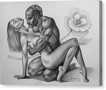 I Got You 2 Canvas Print by John Floyd