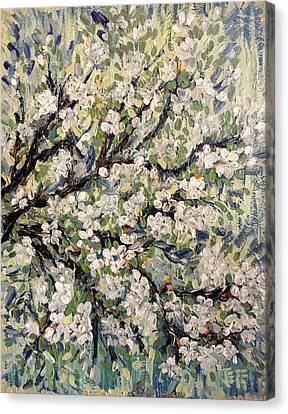 i'm feeling Japanese Canvas Print by Jeff Cummins