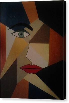 Imagine Canvas Print by John paul
