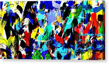 Imma   59 Canvas Print by John  Nolan