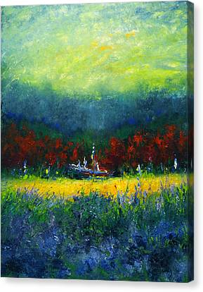 Independence Day Canvas Print by Shannon Grissom