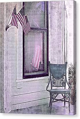 Independence Day Canvas Print by Susan Lee Giles