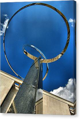 Infinity Take One Canvas Print by Steven Ainsworth