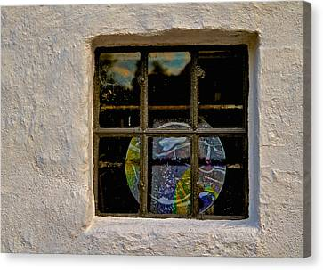 Inside Space Canvas Print by Odd Jeppesen