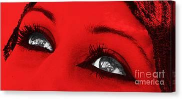 Inspiration Canvas Print by Karin De oliveira