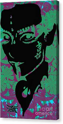 Instincts Canvas Print by Dre Irey