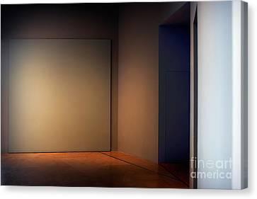 Interior Corner Canvas Print by Susan Isakson