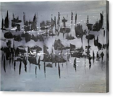 Interruption Canvas Print by Eric Chapman