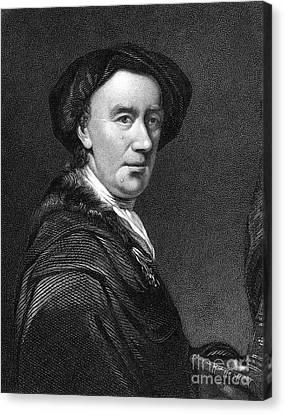 James Ferguson (1710-1776) Canvas Print by Granger