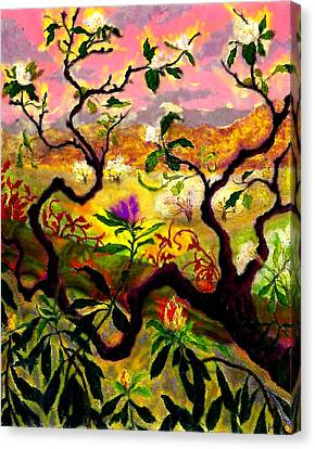 Japan Canvas Print by Ilias Athanasopoulos
