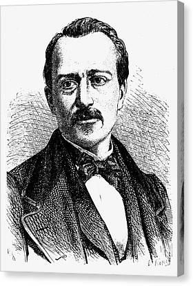 Jean Joseph Etienne Lenoir Canvas Print by Granger