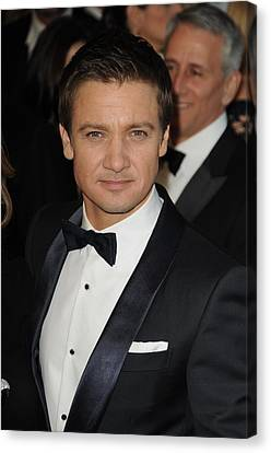 Jeremy Renner At Arrivals For The 83rd Canvas Print by Everett