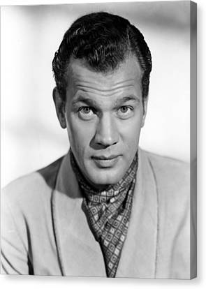 Joseph Cotten, Universal Pictures, 1943 Canvas Print by Everett