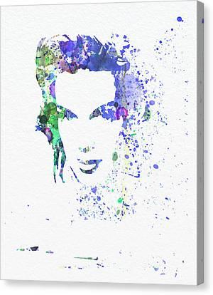 Judy Garland 2 Canvas Print by Naxart Studio