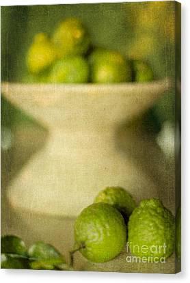 Kaffir Limes Canvas Print by Linde Townsend