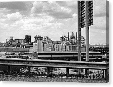 Kc Industry Canvas Print by Gib Martinez
