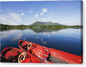Killarney, County Kerry, Munster Canvas Print by Peter Zoeller