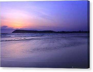 Konkan Seascape Canvas Print by Saurabh Shenai