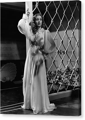 Lady Be Good, Ann Sothern, 1941 Canvas Print by Everett